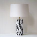 stolní lampa obývací pokoj