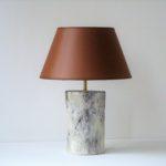 stolní lampa obývák