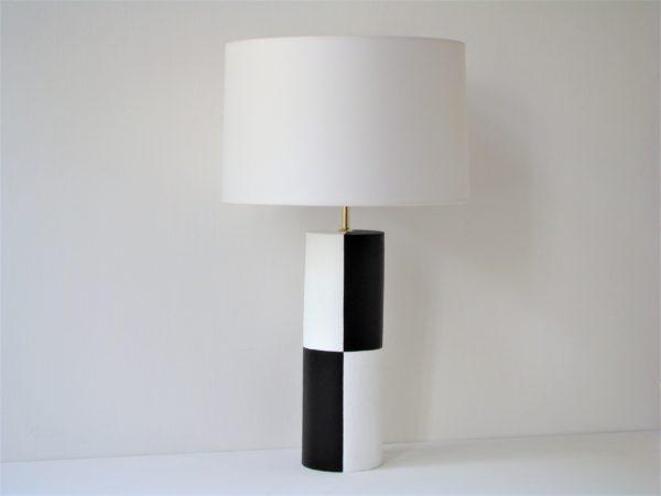 cernobila stolni lampa