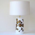 Moderní stolní lampa
