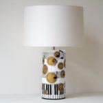 table lamp music piano