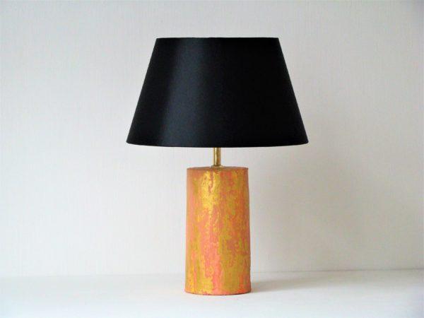 keramicka stolni lampa