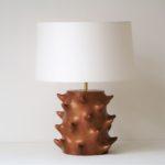 stolní keramicka lampa
