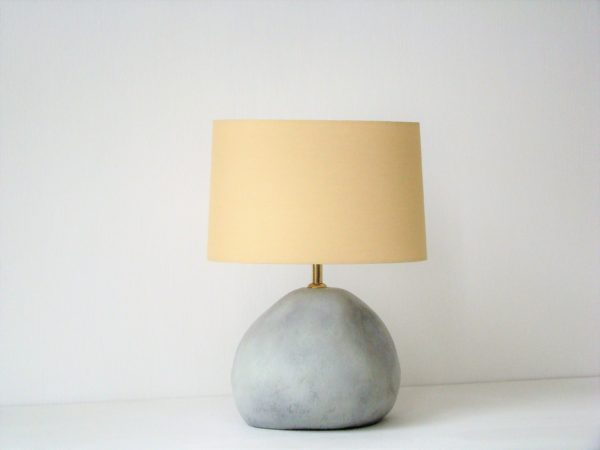 seda asymetricka originalni design stolni lampa